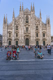 Milan - Duomo Royalty Free Stock Photography