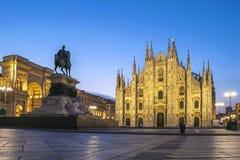 Milan Duomo Italy imágenes de archivo libres de regalías