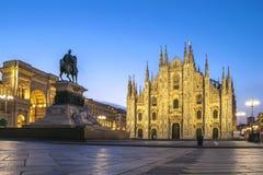 Milan Duomo Italy imagen de archivo libre de regalías