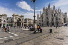Milan - Duomo Stock Photography