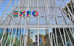 Milan Expo 2015 Photos libres de droits