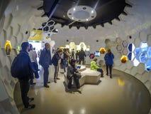 Milan Expo 2015 Imagenes de archivo