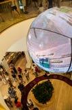 Milan Expo 2015 imágenes de archivo libres de regalías