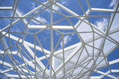 Milan Expo 2015 turkiska paviljong Arkivfoto