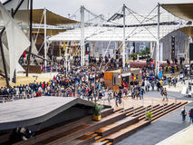 Milan EXPO 2015 Stock Photography