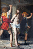 Milan - Flagellation of Christ Royalty Free Stock Photos