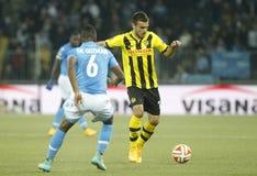 Milan Gajić Young Boys Berne v FC Naples Liga Europa Royalty Free Stock Images