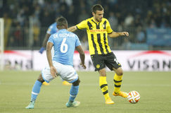 Milan Gajić Young Boys Berne v FC Naples Liga Europa Stock Photography
