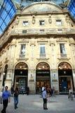 Milan Galleria stock images