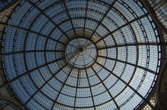 Milan 5. The Galleria Vittorio Emanuele II is one of the worlds oldest shopping malls Stock Images