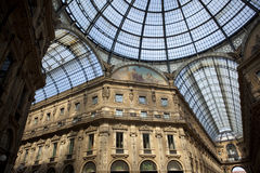 Milan gallery Stock Photo