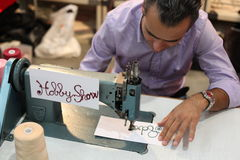 Milan hobby show 2009 royalty free stock photos