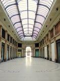 Milan Indoor Galleria Stock Photo
