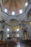 Milan - indoor of San Lorenzo Stock Images