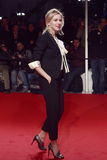 MILAN, ITALIE - 2 MARS : Naomi Watts assiste à la beauté extrême en partie de Vogue au della Ragione de Palazzina Image stock