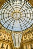 MILAN, ITALIE - 13-05-2017 : Puits Vittorio Emanuele II dans Mila Photographie stock libre de droits