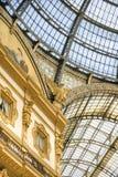MILAN, ITALIE - 13-05-2017 : Puits Vittorio Emanuele II dans Mila Photo stock