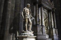 Milan Italien arkivfoton