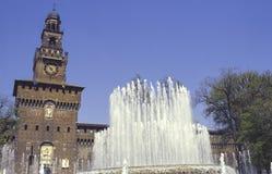 Milan (Italien) Arkivbild