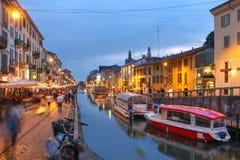 Milan Italien Royaltyfria Foton