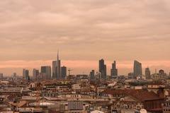 Milan Italien royaltyfria bilder