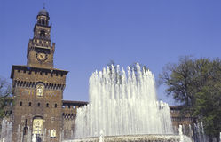 Milan (Italy) Stock Photography