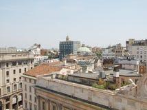 Milan, Italy Royalty Free Stock Photos