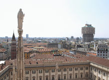 Milan, Italy Royalty Free Stock Photography