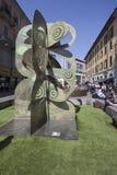 MILAN, ITALY - april 17th: View of corso como 10 store interior. Stock Image