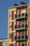 Milan Italy. buildings near Citylife and Portello Stock Photography
