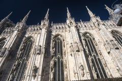 Milan (Italy): Cathedral Royalty Free Stock Photos