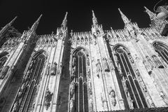 Milan (Italy): Cathedral Stock Image