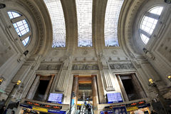 Milan, Italy,  Central Station Stock Photography