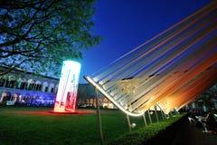Milan, Italy,  2016 Design Week - Fuorisalone Università Statale Stock Image