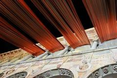 Milan, Italy,  2016 Design Week - Fuorisalone Università Statale Stock Photography