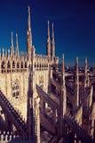 Milan. Italy. Royalty Free Stock Photos