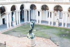 Brera University Royalty Free Stock Photography