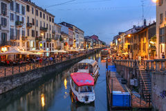 Milan, Italy Royalty Free Stock Photos