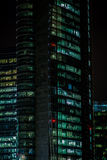 MILAN, ITALY, FEBRUARY 12 2015: new Unicredit Bank skyscraper, Milan Royalty Free Stock Photo