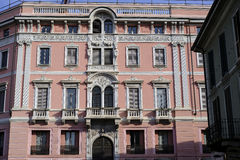 Milan Italy: historic buildings Stock Images