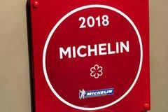 Michelin one star symbol