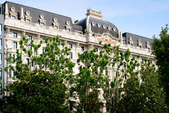 Milan, Italy june 06 2014:Gallia Hotel near central station, Milan Italy Stock Photos