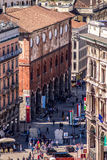 MILAN, ITALY MARCH 27 2015:  Royalty Free Stock Image