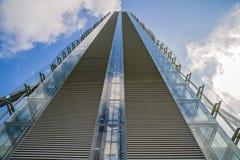 MILAN, ITALY, May,28, 2017 - Isozaki Tower in Stock Images
