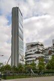 MILAN, ITALY, May,28, 2017 - Isozaki Tower in Royalty Free Stock Photography