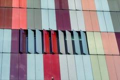 Milan Italy: modern office buildings Stock Photos