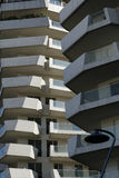 Milan Italy: modern  residential buildings at Citylife Stock Images