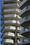 Milan Italy: modern  residential buildings at Citylife Stock Photo