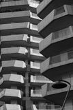Milan Italy: modern  residential buildings at Citylife Stock Image