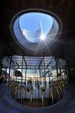 Milan, Italy, new Porta Nuova skyscraper Royalty Free Stock Photography